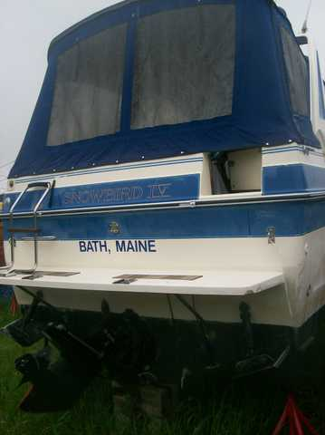 28ft 1987 Sea Ray