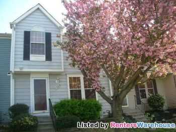 Lovely 3 Bed2.5 Bath Townhome In Bowie