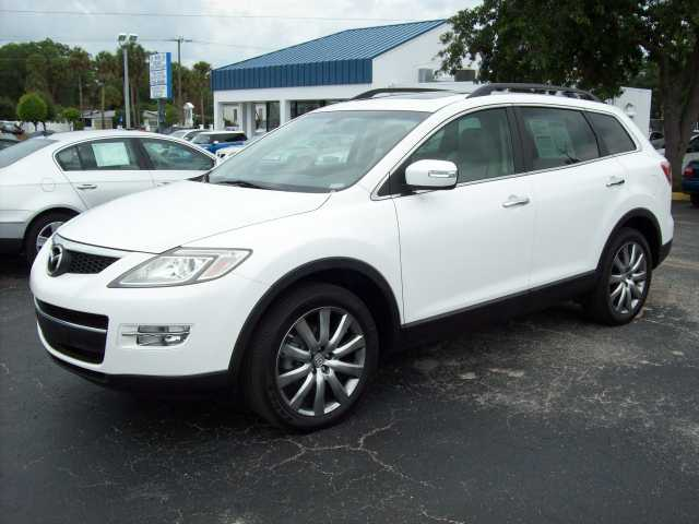 2008 Mazda Cx - 9 Grand Touring - White - 67k Mi.
