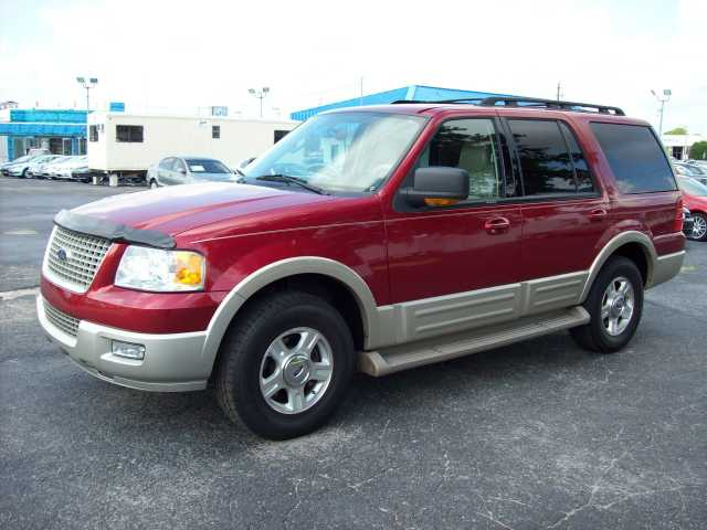 2005 Ford Expedition Eddie Baur - Red - 99k Mi.