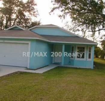 32 Single Family Pine Hills Area