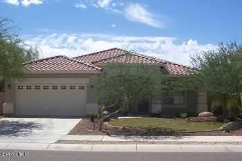 Former Model 4bed 2bath Home In Canyon Trails!