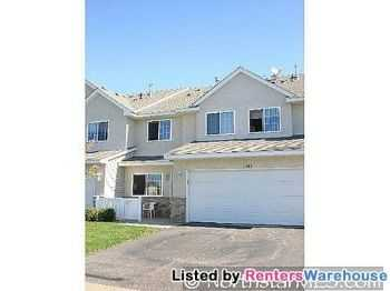 Awesome Prior Lake Town Home W 3 Bedrooms!