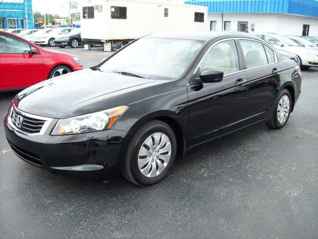 2010 Honda Accord Lx 4 - Cyl - Black - 11k Mi.