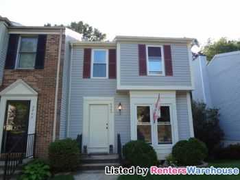 3 Bed2.5 Bath Townhouse In Laurel Countryside
