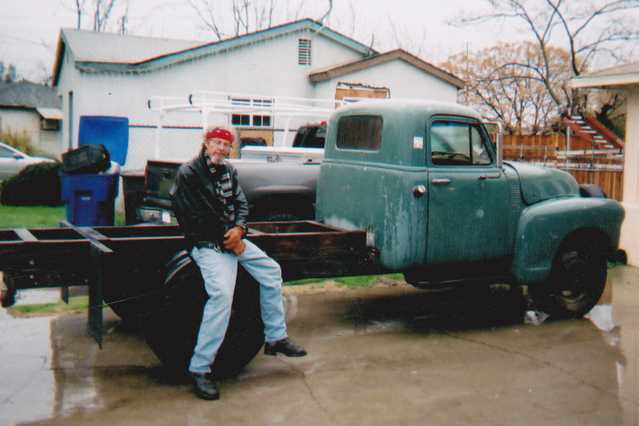 1954 Chevy 1 1 / 4 Ton Dually