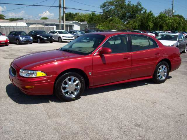 2004 Buick Lesabre Limited - Red - 83k Mi.