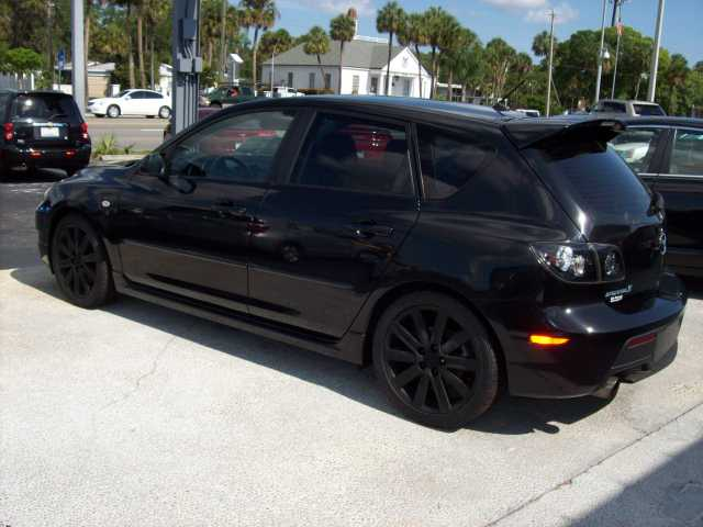2008 Mazda Mazdaspeed3 - Black - Manual - 48k Mi.