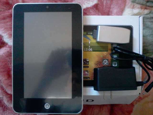 New Android Tablet 2.3 '7
