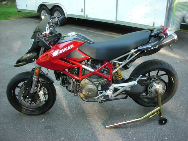 Flawless Bike 2008 Ducati Hypermotard 1100