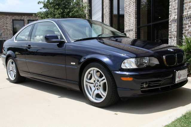 2002 Bmw 3 Series 330ci Coupe