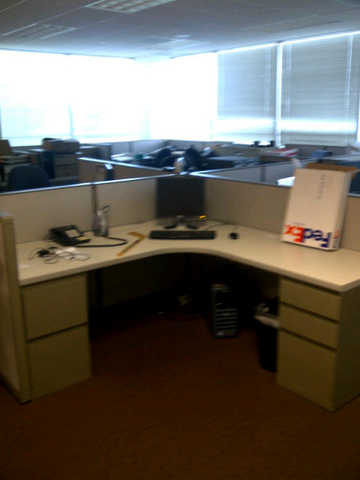 Used Reception Stations, Workstations, Conference Tables, Office