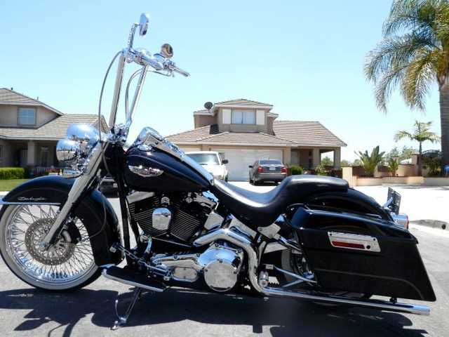 2006 Harley - Davidson Softail Deluxe