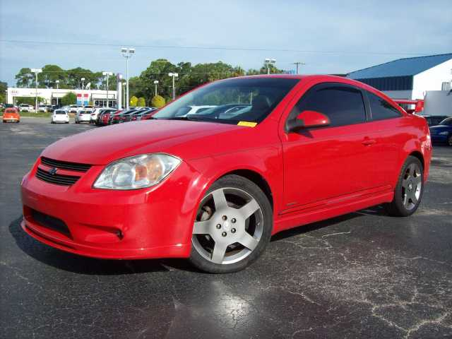 2006 Chevrolet Cobalt Ss Supercharged - Red - 74k Mi.