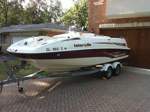 For Sale 2005 Sea Doo Islandia Jet Boat