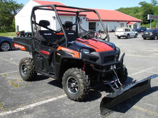 2012 Polaris Ranger Xp Le Walker Evans