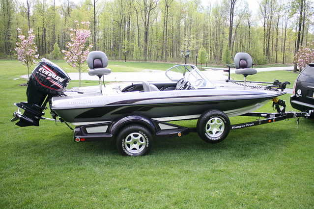 2007 Ranger 180vs Reata Fish & Ski Bass Boat