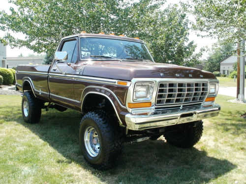 Image Of 1979 Ford F150 For Sale Craigslist Ohio 1978 Ford F150 For