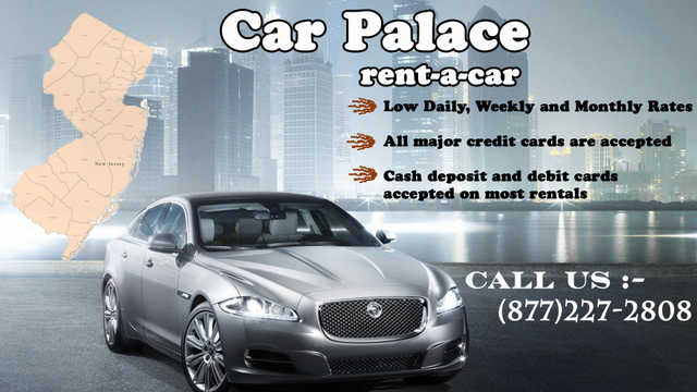 Summer Fun Without A Credit Card At Car Palace Rental In Nj