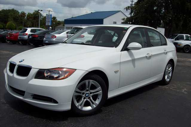 2008 Bmw 3 - Series 328i - White - Auto - 54k Mi.