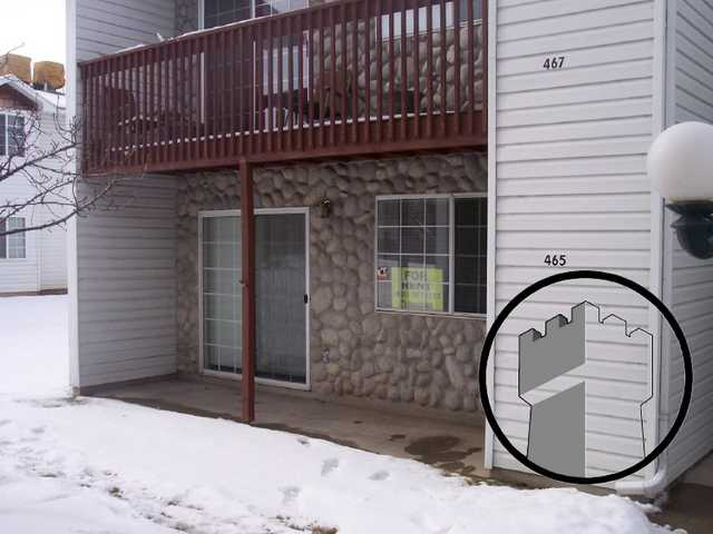 Nice 2 Bedroom Condo, Ground Floor, One Level, Heated Floors