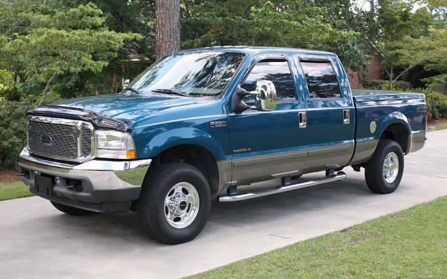 2002 ford f 250 super duty crew cab lariat ford f250 truck 2 500 covington. Black Bedroom Furniture Sets. Home Design Ideas