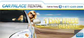 Car Palace Rental - Best Price For Rental Car In New Jersey