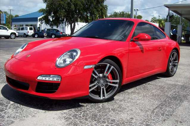 2012 Porsche 911 Carrera S Pdk - Red - 5k Mi.