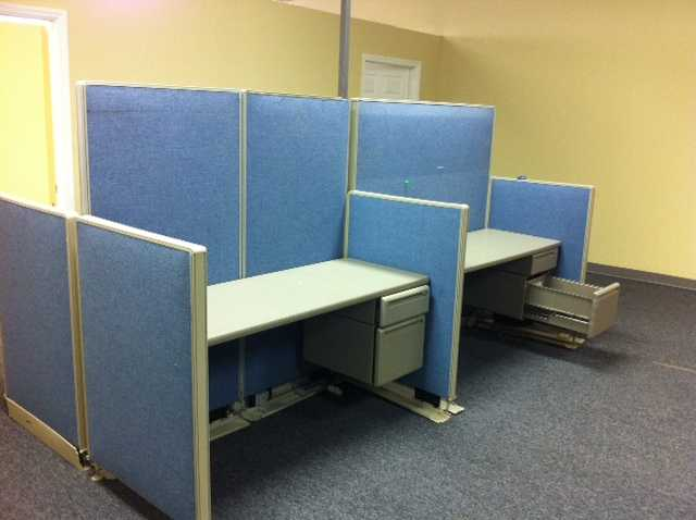 Call Centers, Office Workstations, Cubicles, Office Suits!