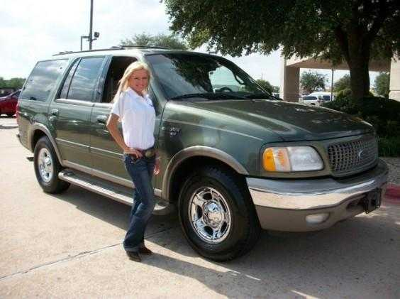 2001 Ford Expedition 2wd Eddie Bauer