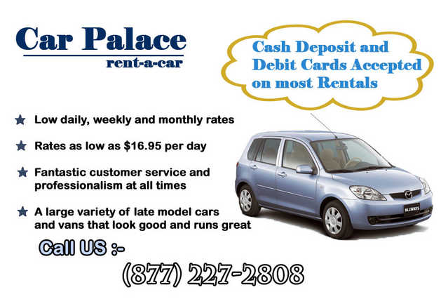 No Credit Card Required For Car Rental In Elizabeth Nj - Carpalace