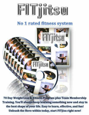 Fitjitsu Unleash The Hero Within!#1 Weight - Loss & Body Sculpting