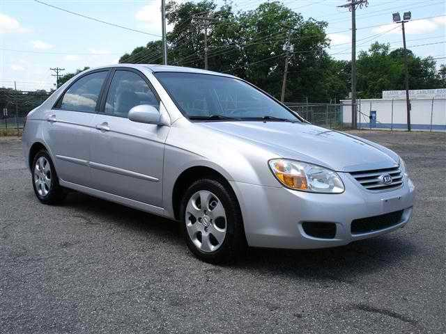 2006 Kia Spectra Automatic Like New 48k Miles Must See