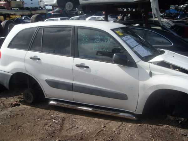 Toyota Rav4 2001 For Parts
