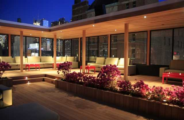 Free Entry At Hudson Terrace On European Nightlife's Guestlist