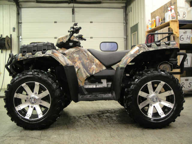 2011 Polaris Sportsman Xp 850 Efi 4x4