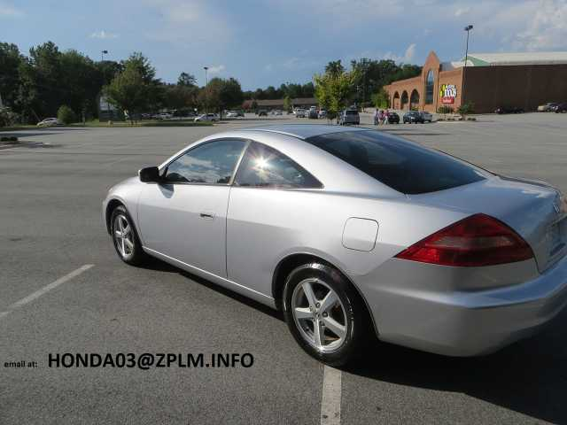 2003 Honda Accord Ex - L Coupe