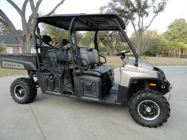 2012 Polaris Ranger Crew 800 Eps Low Hours
