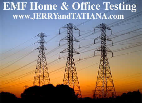 Emf / Rf Home Radiation Testing Available