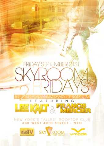 Skyroom Two Year Anniversary