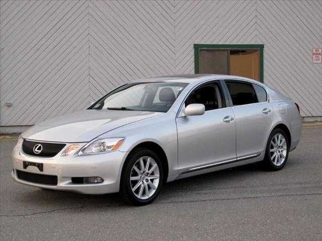 2006 Lexus Gs 300 Luxury Car