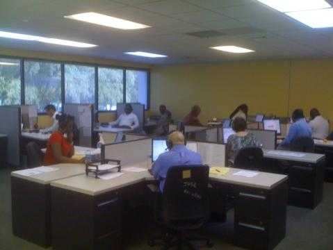 We Purchase And Liquidate Unwanted Office Cubicles, Call Centers!