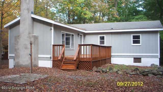 Pocono Lake Ranch Repo On Corner Lot Mls# 12 - 8711