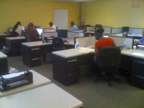 Used Office Furniture, Call Centers, Cubicles At Best Prices!