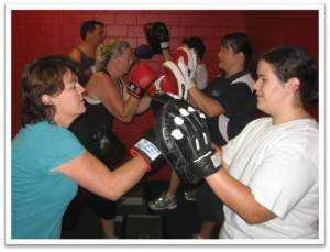 Fight Cub University Boxing Fitness Fight 2 Fit