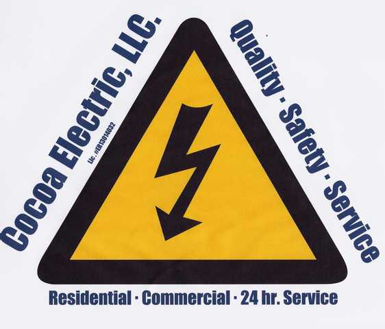 Cocoa Electric, Llc. - Your Family Electrician