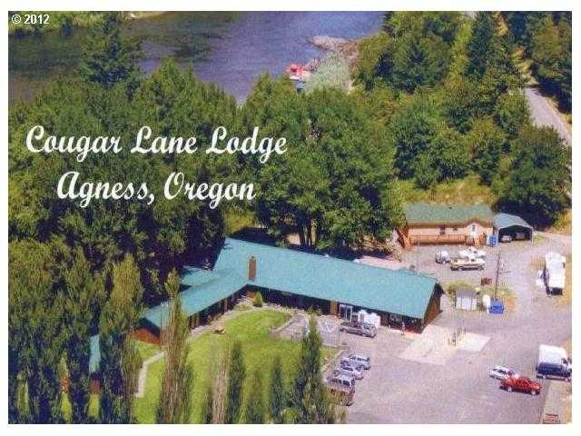 Rogue River Resort Turn - Key Business