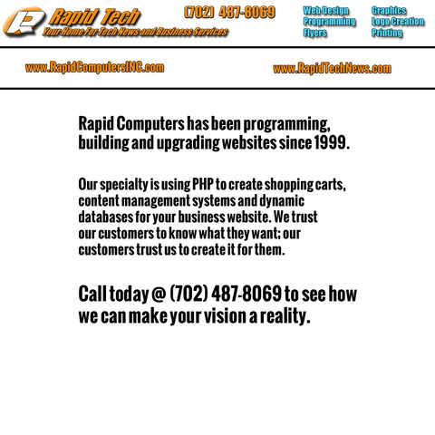 Web Design And Business Services