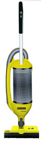 Karcher 12 Dual - Motor Commercial Upright Vacuum