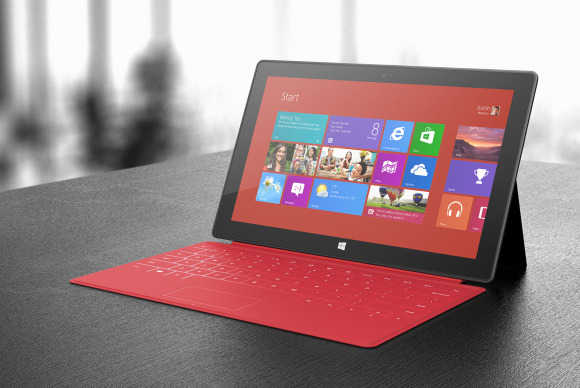 Surface For Windows Rt Tablet